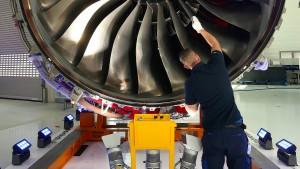 Rolls Royce setzt auf Neugeschäft mit Boeing