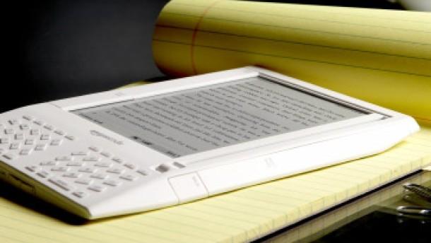 Elektronisch statt gedruckt