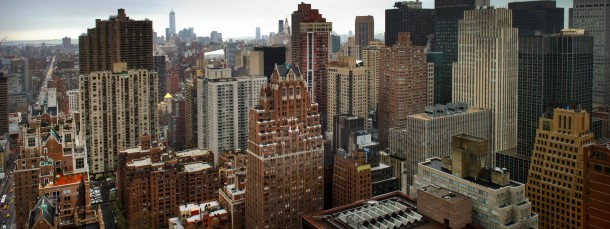 Hier will jeder sein - deswegen kosten Wohnungen in Manhattan so viel Geld.