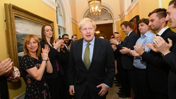 Johnson gibt der Wirtschaft Klarheit