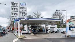 Deutsche Tankstellen verdienen nicht viel