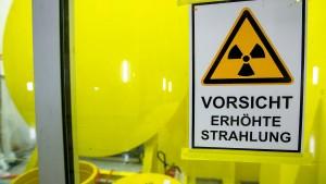 """""""Atomkraft ist Teil der Lösung"""""""