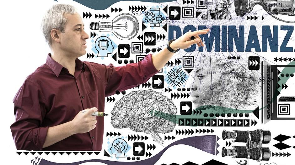 Pedro Domingos forscht und lehrt an der University of Washington und zählt zu den führenden Fachleuten in der Künstlichen Intelligenz.