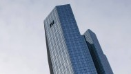 Spekulation um neue Strafe belastet Deutsche Bank