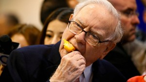 Warren Buffett kauft 75 Millionen Apple-Aktien