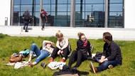 Der Durchschnittsstudent hat 918 Euro im Monat