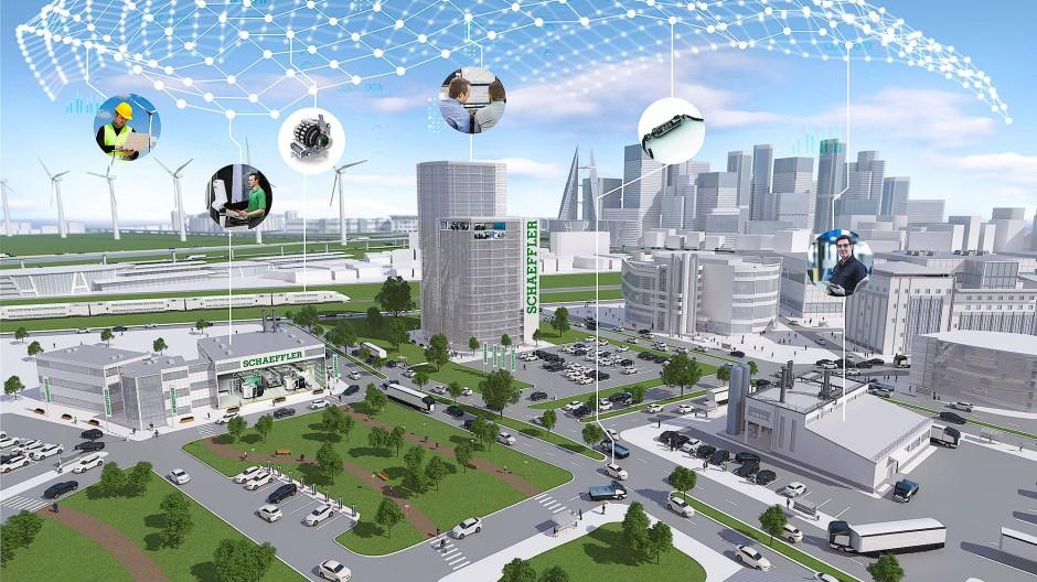 Digitale Nachbarschaft: Wie wollen wir in Zukunft leben?