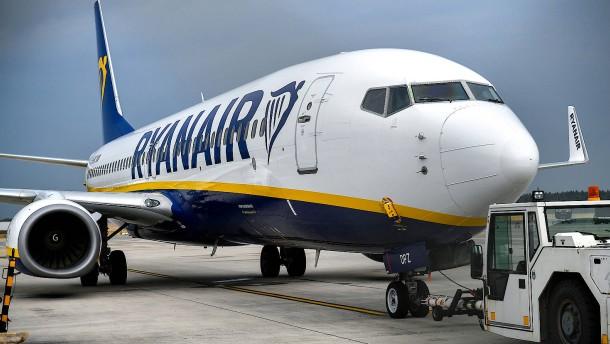 Ryanair einigt sich in seinem Heimatland