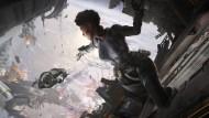 Reich an Action: Ausschnitt aus dem Spiel Apex Legends