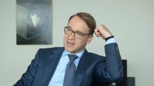 Weidmanns Chancen auf EZB-Spitze schwinden