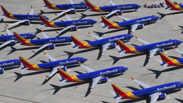Boeing findet neues Software-Problem