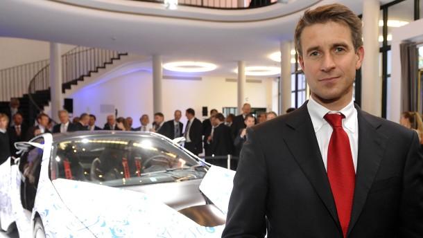 Auch ein Wutbürger: Stefan Quandt, BMW-Großaktionär