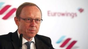 Eurowings soll Frankfurt anfliegen