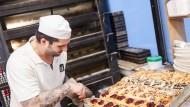 Frisch aus dem Ofen: Die Zimtschnecken sind der Verkaufsschlager bei Zeit für Brot.