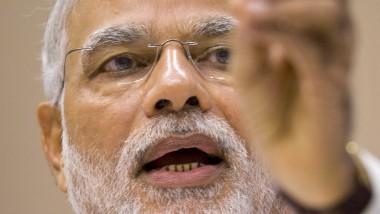 Indiens Ministerpräsident Narendra Modi
