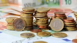 Steuereinnahmen sprudeln munter weiter