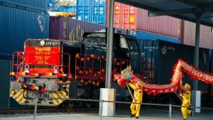 Chinas Firmen finden Deutschland toll