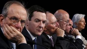 Schäuble: Kein Alarm wegen Weltwirtschaft