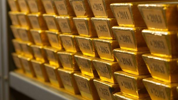 Bundesbank holt mehr als 200 Tonnen Gold nach Frankfurt