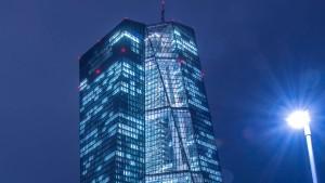 """""""Wir sehen dies als historischen Schritt der EZB unter Draghi"""""""