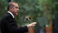Erdogan verlangt Zinssenkung von Notenbank
