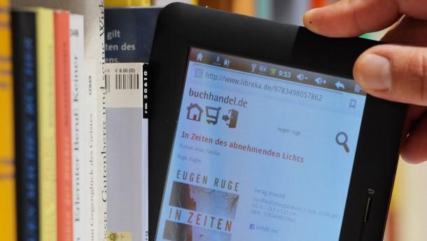 Zahlen aus Amerika schocken die Buchbranche