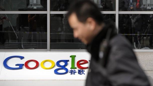 China dreht Gmail das Netz ab