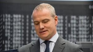 Ehemaliger Börsenchef kassiert zum Abschied