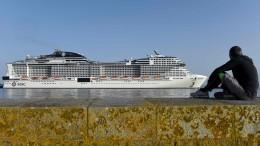 MSC will Kreuzfahrt-Europameister werden