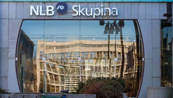 Wie Slowenien seine maroden Banken retten will