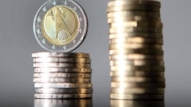 Deutschland hat 560 Milliarden Euro Finanzvermögen