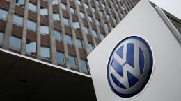Volkswagen bleibt Nummer eins der Welt