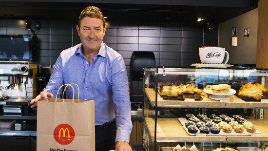 McDonalds-Chef wegen Affäre am Arbeitsplatz gefeuert