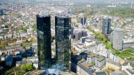 Deutsche Bank spart beim Filialgeschäft