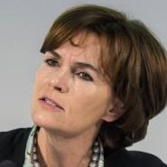 Nicola Leibinger-Kammüller führt den Maschinenbauer Trumpf.