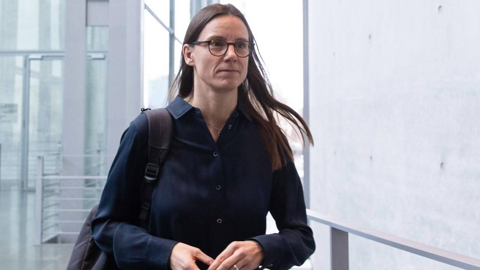 Katrin Suder im Januar 2020