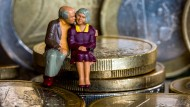 In München ist die gesetzliche Rente am wenigsten wert