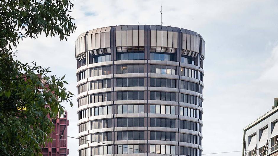 Die Bank für Internationalen Zahlungsausgleich hat ihren Sitz in Basel.