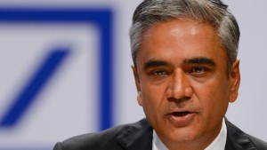 Jain darf Dienstwagen der Deutschen Bank nutzen