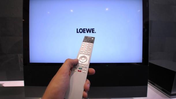 Fernseherhersteller Loewe beantragt Gläubigerschutz