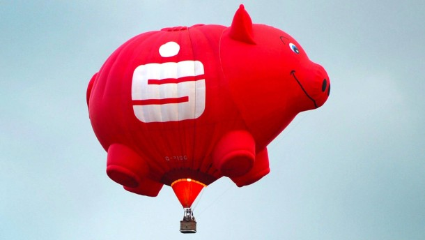 Die Digitalisierung der Sparkassen hakt