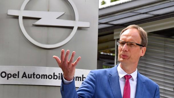 Opel-Chef offen für Viertagewoche