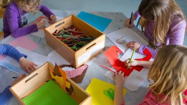 Ganztagsanspruch für Grundschüler alarmiert die Kreise