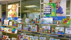 Iren kaufen deutsche Filialen von Toys 'R' Us