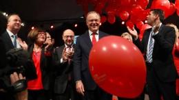 Wer gewinnt die Landtagswahl in Niedersachsen?