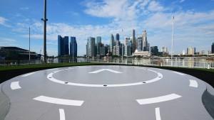 Die Bahn experimentiert mit Drohnen