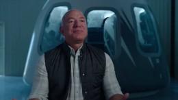 Jeff Bezos will seinen Bruder mitnehmen