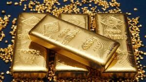 Die Vermessung des Goldes