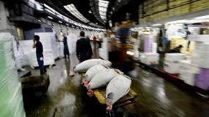Tokio will den größten Fischmarkt der Welt verlegen