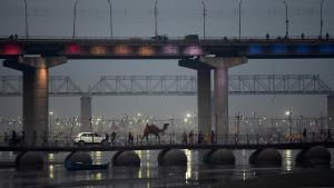 Wie die EU und Indien auf Chinas Seidenstraße antworten